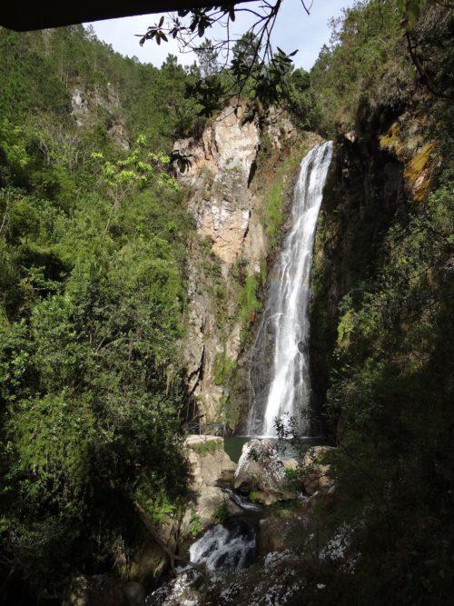 Aguas Blancas Falls