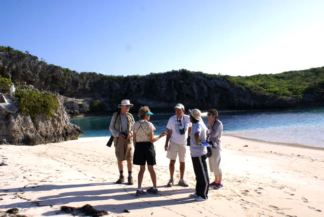 Dean's Blue Hole (Photo by Linda Huber)